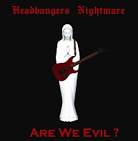 Cover CD - Are we evil